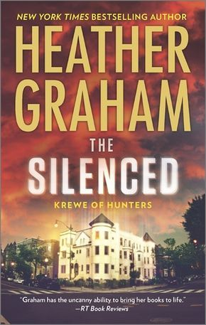 The Silenced by Heather Graham Series: Krewe of Hunters #15 Published by Harlequin on June 30, 2015 Genres: Mystery, Paranormal, Romantic Suspense