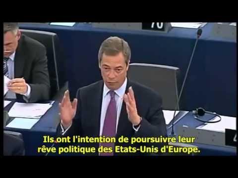 Union Européenne, l'escroquerie du siècle - YouTube