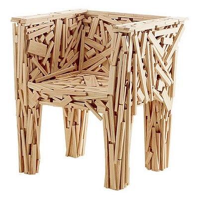 2003, inspired by Brazilian shanty-towns Fernando and Humberto Campana Furniture