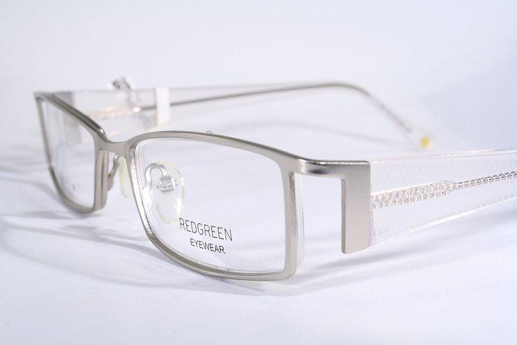 REDGREEN Amazing New TITANIUM Danish Design Eyeglass Frames Men's M Women's L | eBay