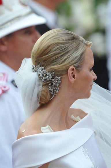 Las joyas que Alberto de Mónaco ha regalado a la princesa Charlene - Foto 1