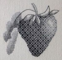 Check out this web page for loads of wonderful embroidery classes!  Blackwork is just one you may find there. www.embroiderersguildvic.org