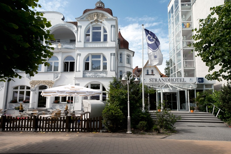 Grand City Strandhotel Ahlbeck