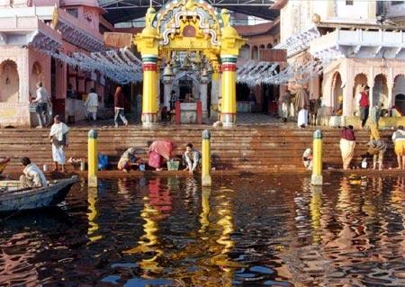Vishram Ghat- Mathura