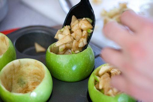 Apple Pie in Apples