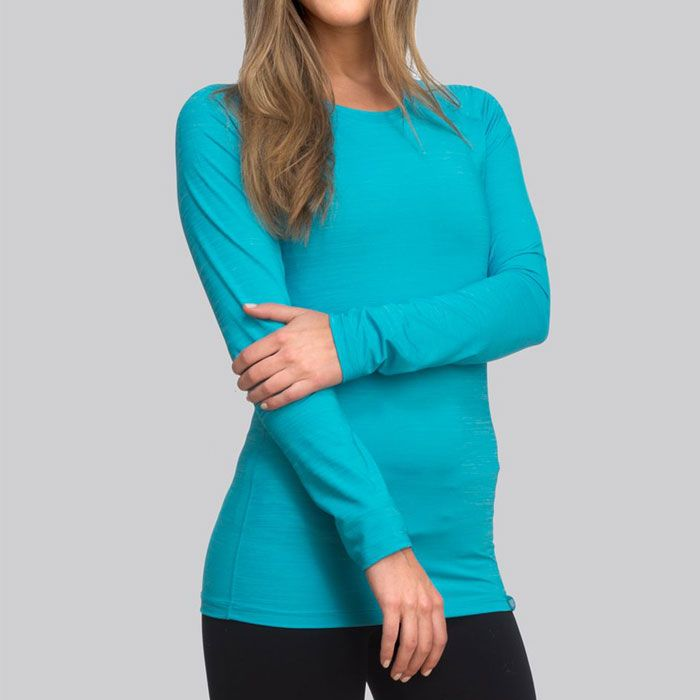 Don't let the cold weather cancel your winter runs. Slip on these cozy pieces to stay stylish and stave off the freezing temps!