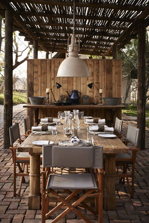 Architecture and inspiration: an interview with Singita's architect
