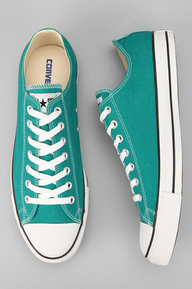 Converse Chuck Taylor All Star Low Sneaker  #UrbanOutfitters      oooooh yellow