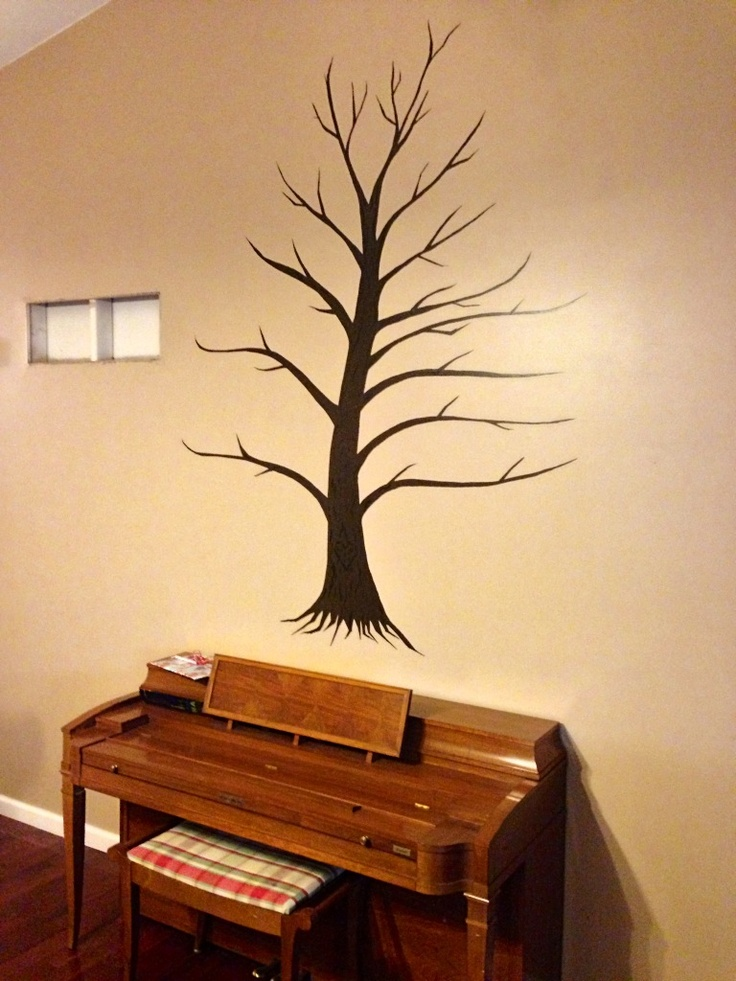 7 best Family tree images on Pinterest | Murals, Tree murals and ...