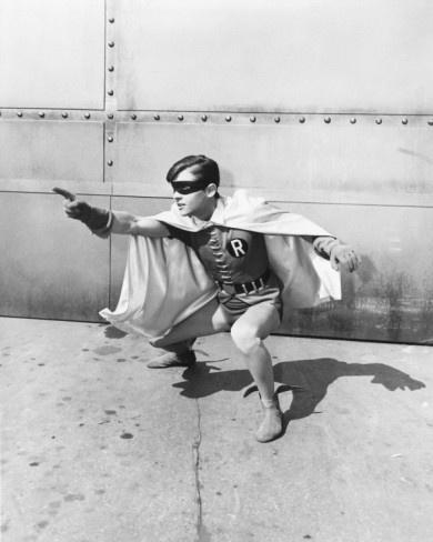 Burt Ward - Batman Item #: 7972071