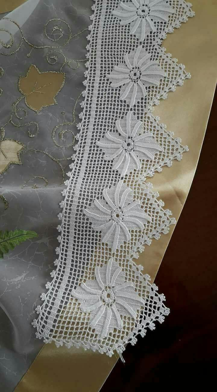 Easy To Make Edgings insertions and appliques for crochet and tatting Vol. 402 s…