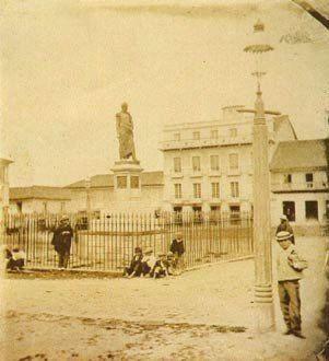 1856, Plaza de Bolívar - Bogotá, Colombia