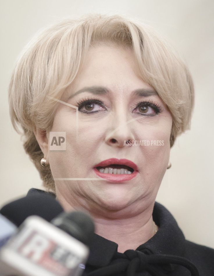 BUCHAREST, Romania/January 29, 2018(AP)(STL.News)— Viorica Dancila is expected to win parliamentary approval Monday to become Romania's first female prime minister and the third premier in a year. The left-wing government faces protests and criticism from the European Union over l... Read More Details: https://www.stl.news/romania-to-vote-for-first-female-premier-amid-protests/76573/
