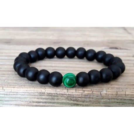 Llévate esta pulsera de shungit y malaquita por SOLO 8.40 €... Aprovecha la oferta y fortalece tu equilibrio y bienestar con la malaquita, protegiéndote de las malas energías con nuestra shungit.