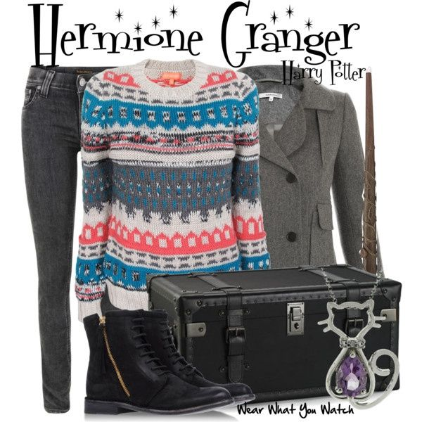 BY REQUEST -Inspired by Emma Watson as Hermione Granger in the Harry Potter film franchise - Shopping info!