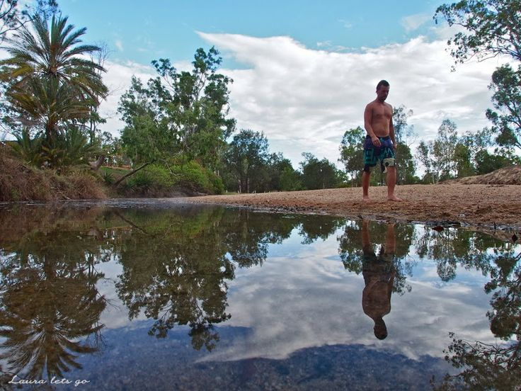 Laura lets go: Atherton Tablelands sceneries. Innot Hor´t Springs, QLD, Australia.