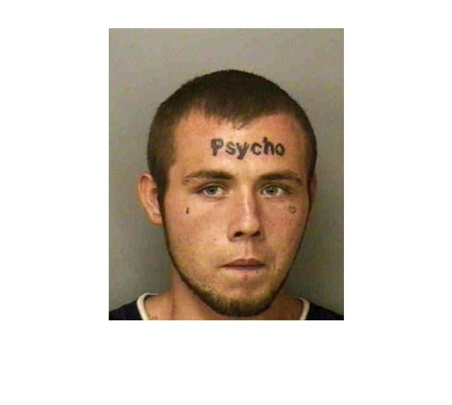 39 Tragically Bad Face Tattoos...I Can't Look Away. (Slide #60) - offbeat