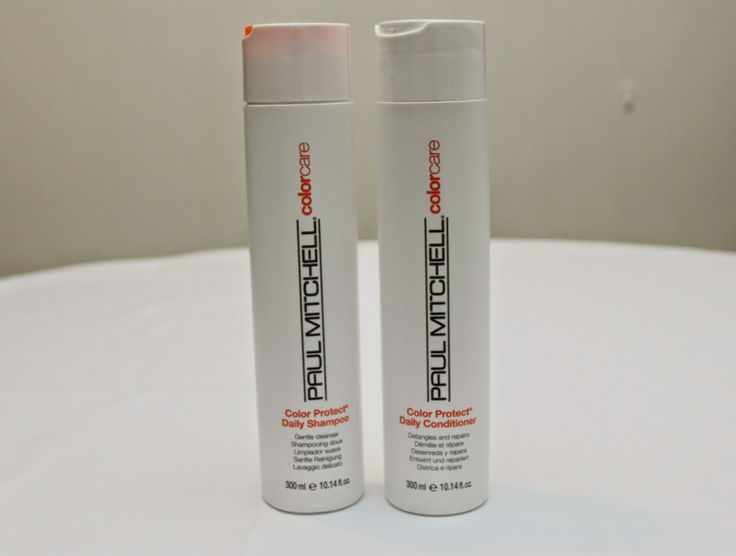 PAUL MITCHELL COLOR PROTECT SHAMPOO & CONDITIONER