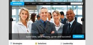 Themes voor de zakelijke dienstverlenening