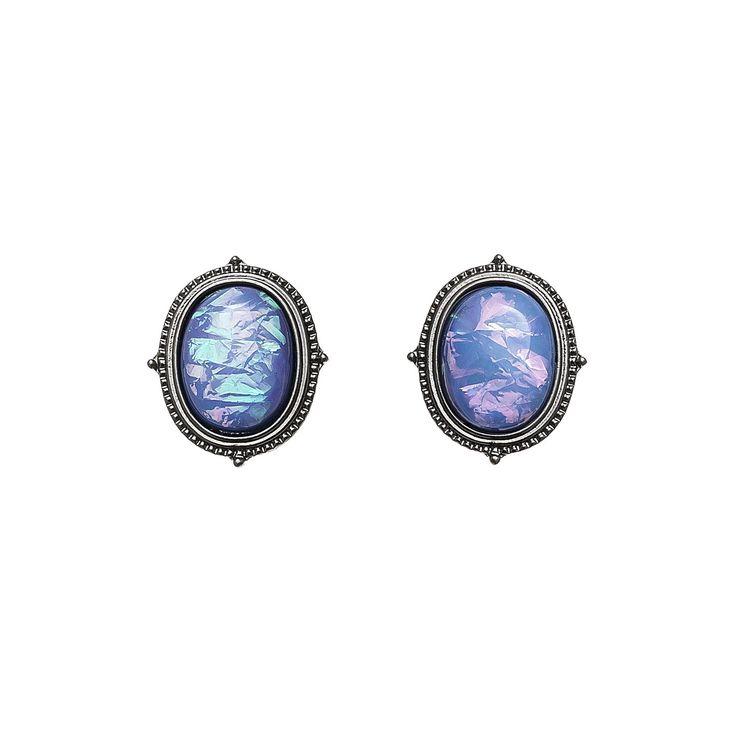 diva collection of petroleum #earings #studs #Fashion #trend #Accessories #purple #silver #petrolium #green #bright #beauty #shop #autumn #winter #ear #multi #woman #fashionwoman  #blue #NEW #party #accessoriseforenening