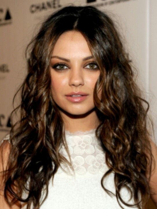 Best Highlights For Dark Curly Hair Find Your Perfect Hair Style