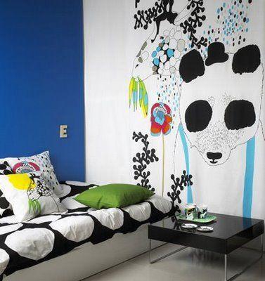 Marimekko Unessa - I love this fabric!