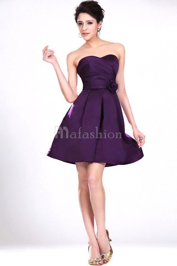 13 best Mariage Zoé - Robe images on Pinterest | Short dresses ...