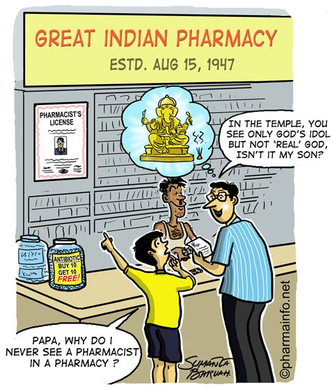 Drug Today Book India