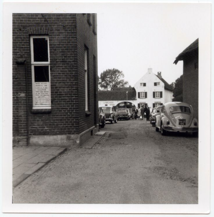 From the family album. Photo dated 11-03-1969. #VW #Beetle #vintage #Realvintage #St.Willebrord