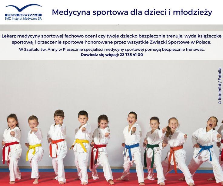 Powrót od szkoły to też powrót do sportowych pasji. Czy twoje dziecko trenuje bezpiecznie pomoże ocenić lekarz medycyny sportowej.