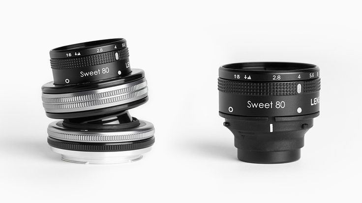 Lensbaby is rounding out its lineup of Composer Pro II lenses with a Sweet 80mm Opticand adding to its creative arsenal with theLensbaby Creative Bokeh Optic.The Sweet 80mm Optic is available for Nikon F, Canon EF, Sony A, Pentax K, Micro Four Thirds, Sony E, Fujifilm X, and Samsung NX mounts.
