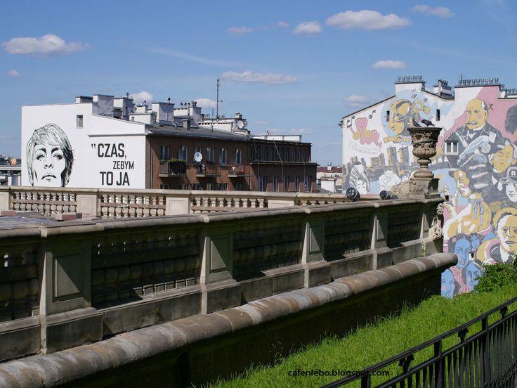 Murals, Warsaw