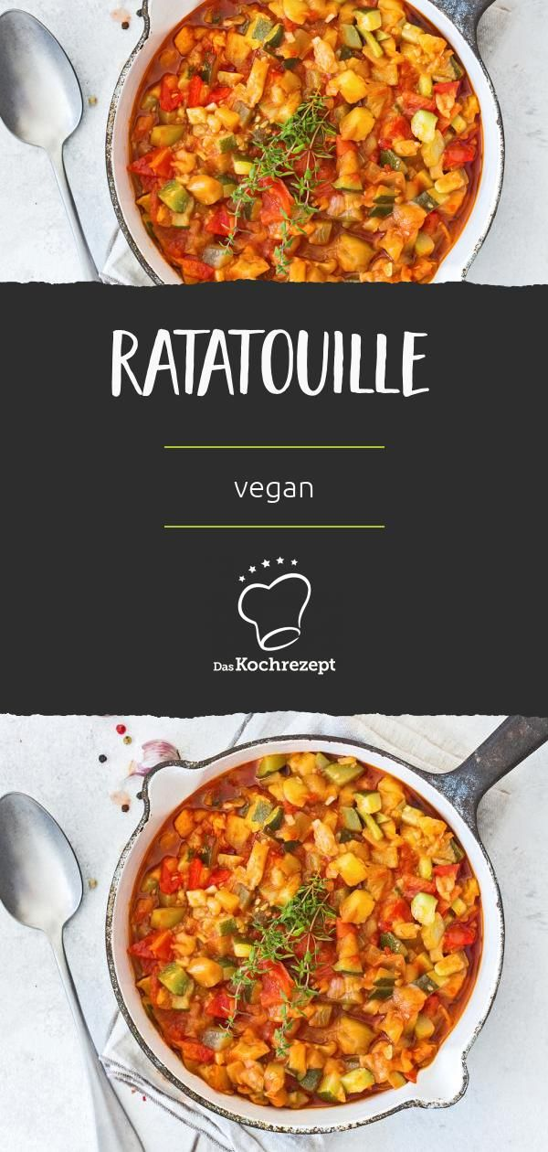 Diät Ratatouille Rezept