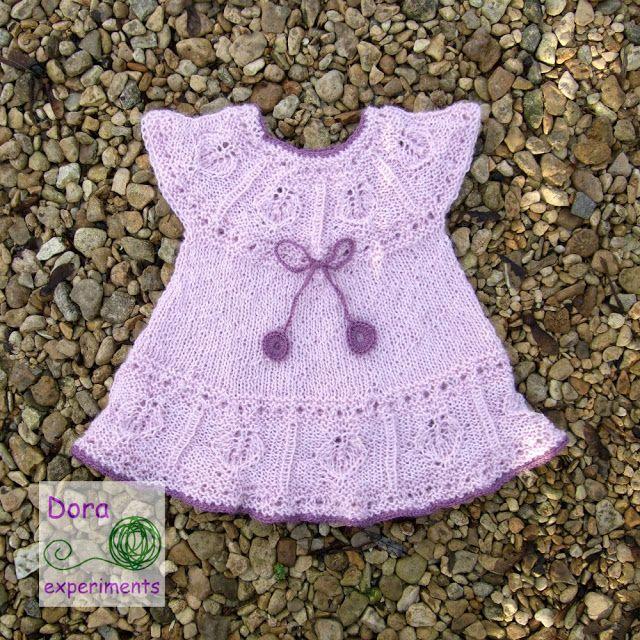 Dora experiments: 34. Sukienka z alpaki / Alpaca dress