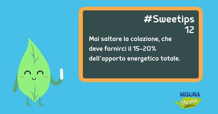 #tips #health #breakfast #stevia #misurastevia #natural #sweetner #nocalories #colazione