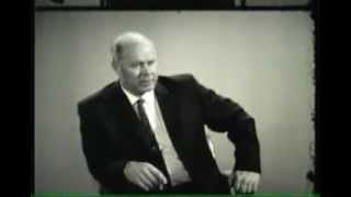 Time Travel & Time Machines  A Rare Interview From 1964