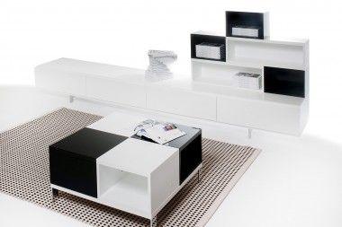 Mup sofa table 78 x 78 x 42,5 cm