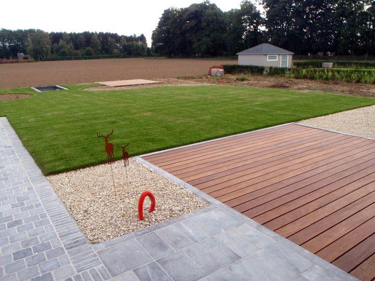 Yves deneyer menuiserie bois terrasse jardin pinterest - Terrasse jardin pinterest strasbourg ...