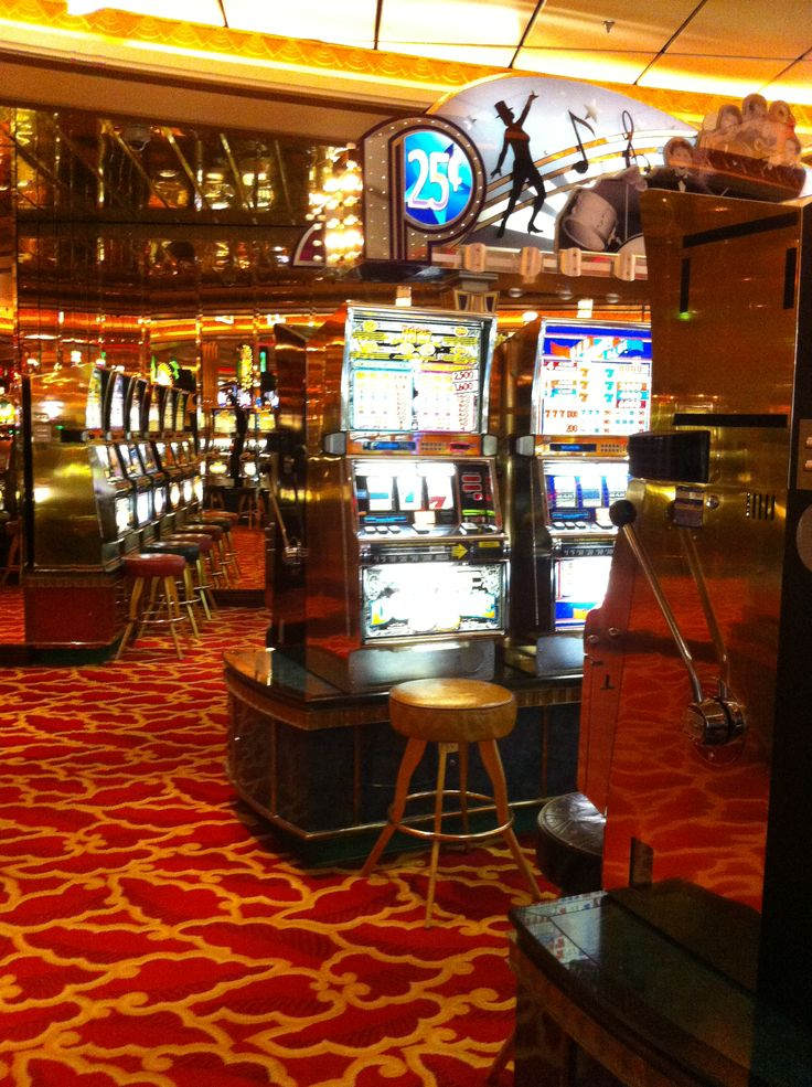 Royal Caribbean International - Adventure of the Seas, The Casino