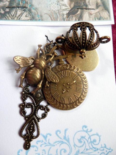 Enchanted Fragments. Filigree.  $ 4.00