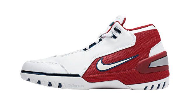 Top 20 de Zapatillas de Baloncesto de los Últimos 20 Años: Nike Air Zoom Generación