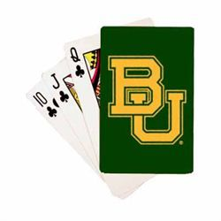 #Baylor playing cards!
