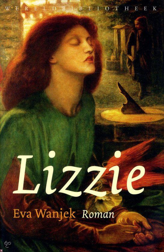 9/52 Lizzie, wat een schitterend boek, het bijzondere leven van kunstenaars in het 19e eeuwse Londen, een aanrader!