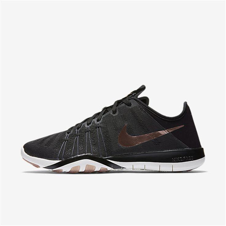 Nike Gratuit Boucles Doreilles En Cristal Noir Mentale