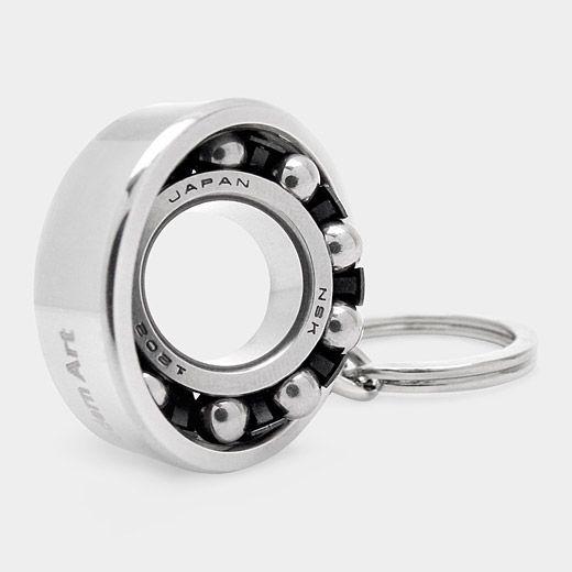 Ball Bearing Key Chain | MoMA Store