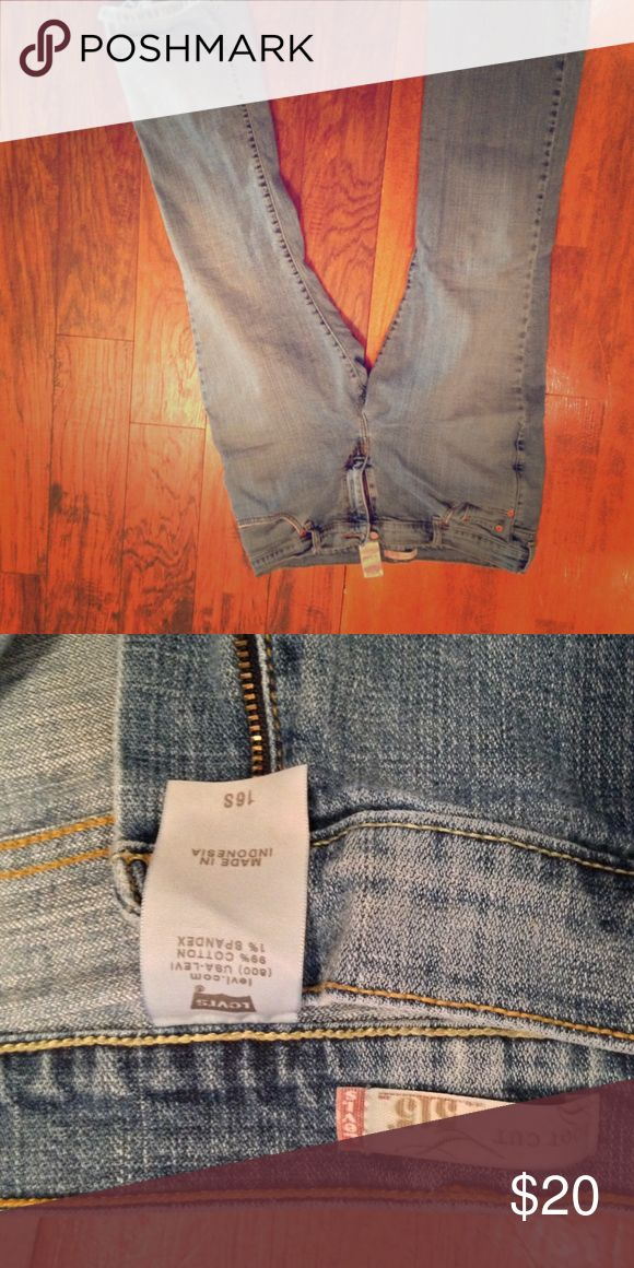 Levi jeans 511 boot cut size 16S 48 Gorgeous Levi 515 boot cut jeans size 16S Levi's Jeans Boot Cut
