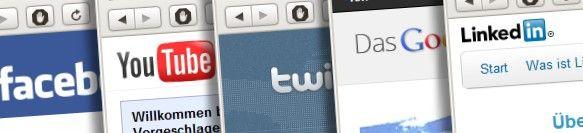 Das Internet und Nutzerverhalten wendet sich immer mehr in Richtung der interaktiven Medien und Kommunikation in Echtzeit. Durch die steigende Verbreitung von internetfähigen Geräten wie zB Smartphones, PDA´s oder Tablett PC, gewinnt diese Entwicklung eine zusätzliche Dynamik. Mehr: http://www.seo-123.de/smm-social-media-online-marketing.html