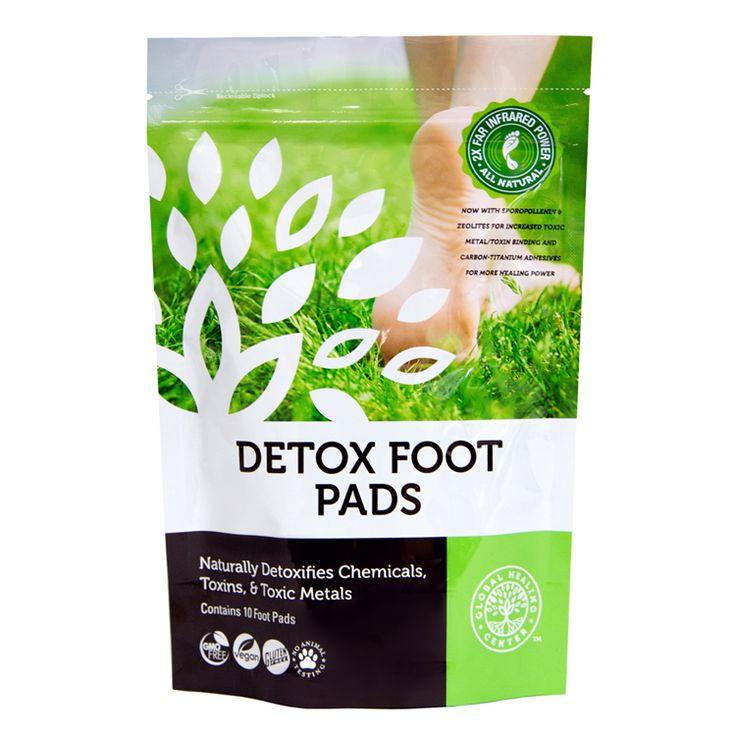 Dr. Group's Detox Foot Pads
