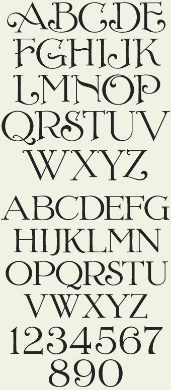 17 Best Images About Fonts On Pinterest Fonts