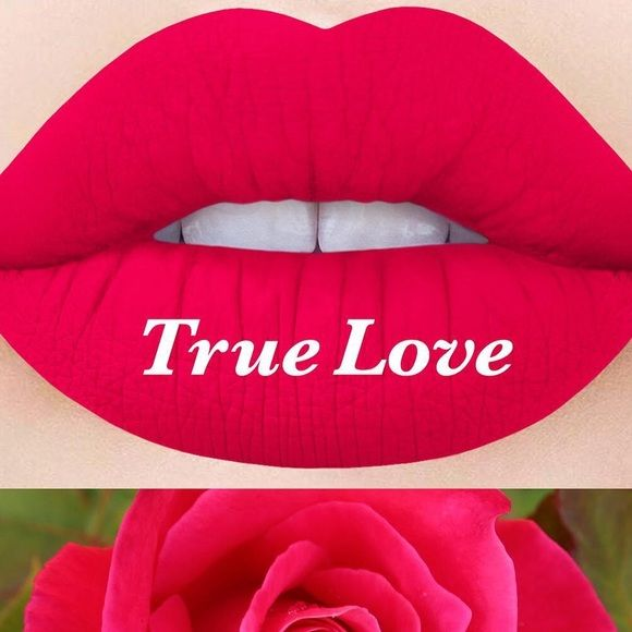 Lime Crime Velvetine in True Love New in box, never opened. Lime Crime Velveting matte liquid lipstick in True Love. Price is firm. Lime Crime Makeup Lipstick